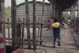The Open Air Platform Where Children Can Play, Arcadia Education Project