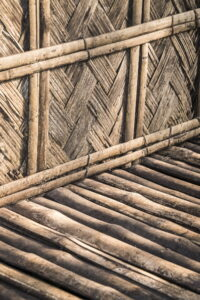 Bamboo Made School Structure, Arcadia Education Project