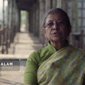 Razia Alam, Founder of Arcadia Education Project, Chairperson of Maleka Welfare Trust, Dhaka, Bangladesh
